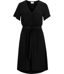 klänning viprimera wrap s/s dress