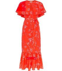 margarita cape dress