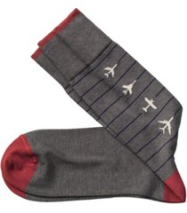 johnston & murphy airplanes socks