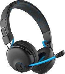 audífonos gamer audio play bluetooth ps4 xbox switch pc negro jlab