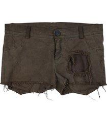 10sei0otto denim shorts