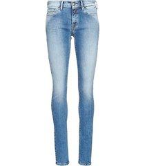 skinny jeans replay luz