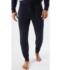 pantalone lungo in modal/cashmere