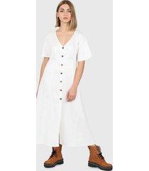 vestido blanco montjuic kalimnos