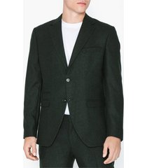 selected homme slhslim-myloiver green blz b noos kavajer & kostymer mörk grön