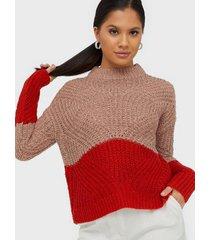 object collectors item objaya love l/s knit pullover pb6 stickade tröjor