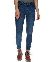 jeans symbol jegging algodón azul cat