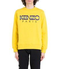 kenzo sweatshirt with embroidered logo
