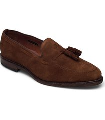 grayson loafers låga skor brun allen edmonds