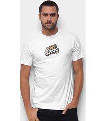 camiseta cyclone roma silk masculina - masculino