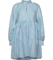 jasmine, 864 gingham poly korte jurk stine goya
