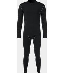 traje deportivo de manga larga para hombre