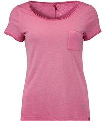 t-shirt honey roze