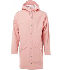 rains regenjas long jacket coral
