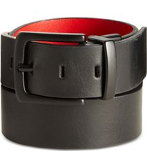 levi's 30mm logo belt, big boys