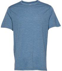 m's activist tee t-shirts short-sleeved blå houdini