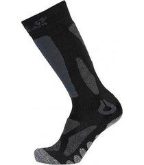 jack wolfskin sokken ski merino high cut black