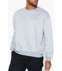sixth june reflective sweatshirt tröjor grey
