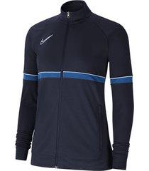 trainingsbroek nike academy21 knit track jacket women