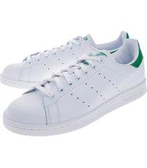 tenis blanco adidas stan smith