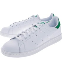 tenis blanco adidas stan smith,