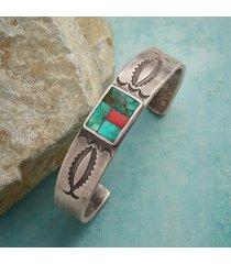 art of mosaic cuff bracelet