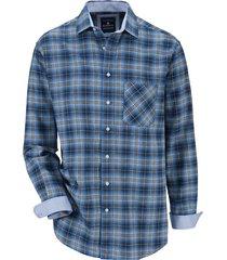 overhemd babista blauw