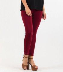 pantalones vinotinto derek 818259
