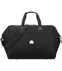 montrouge wide mouth carry-on duffle bag