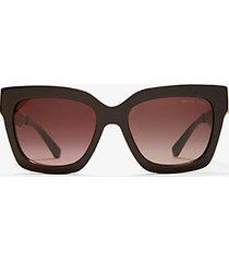 mk occhiali da sole berkshires - prugna (viola) - michael kors