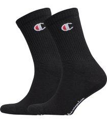 3pp crew socks underwear socks regular socks svart champion
