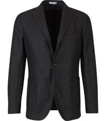 cashmere and linen jacket
