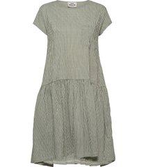 crinckle pop drastica dresses everyday dresses groen mads nørgaard