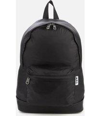 a.p.c. men's sac a dos ultra light backpack - noir