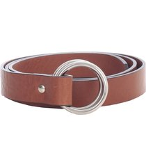 erika cavallini oden belt double ring