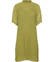 viblossoms 2/4 dress/pb knälång klänning grön vila
