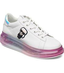 kapri kushion sneakers skor vit karl lagerfeld shoes