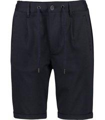 bermuda broek donkerblauw