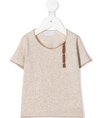 violeta e federico vigore short sleeve t-shirt - brown
