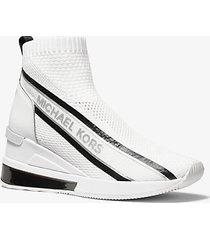 sock sneaker skylerextreme in maglia stretch con logo