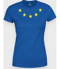 koszulka unia europejska kołnierzyk