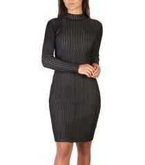 korte jurk calvin klein jeans - j20j206104