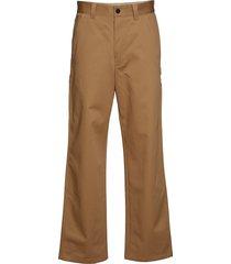 cargo pant casual broek vrijetijdsbroek beige hilfiger collection
