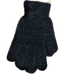 guantes negro trendy