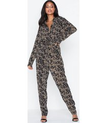 noisy may nmlena l/s jumpsuit jumpsuits