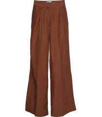 lia trousers vida byxor brun second female