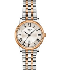 women's tissot t-classic carson watch, 30mm