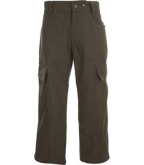 jacquemus cargo military pants