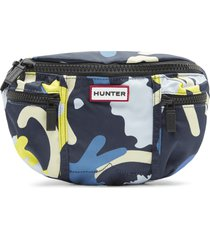 original printed nylon fanny pack