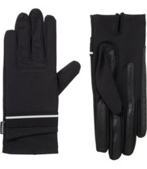 women's unlined water repellent pocket touch screen glove